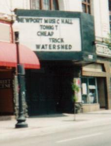 CheapTrickWatershed